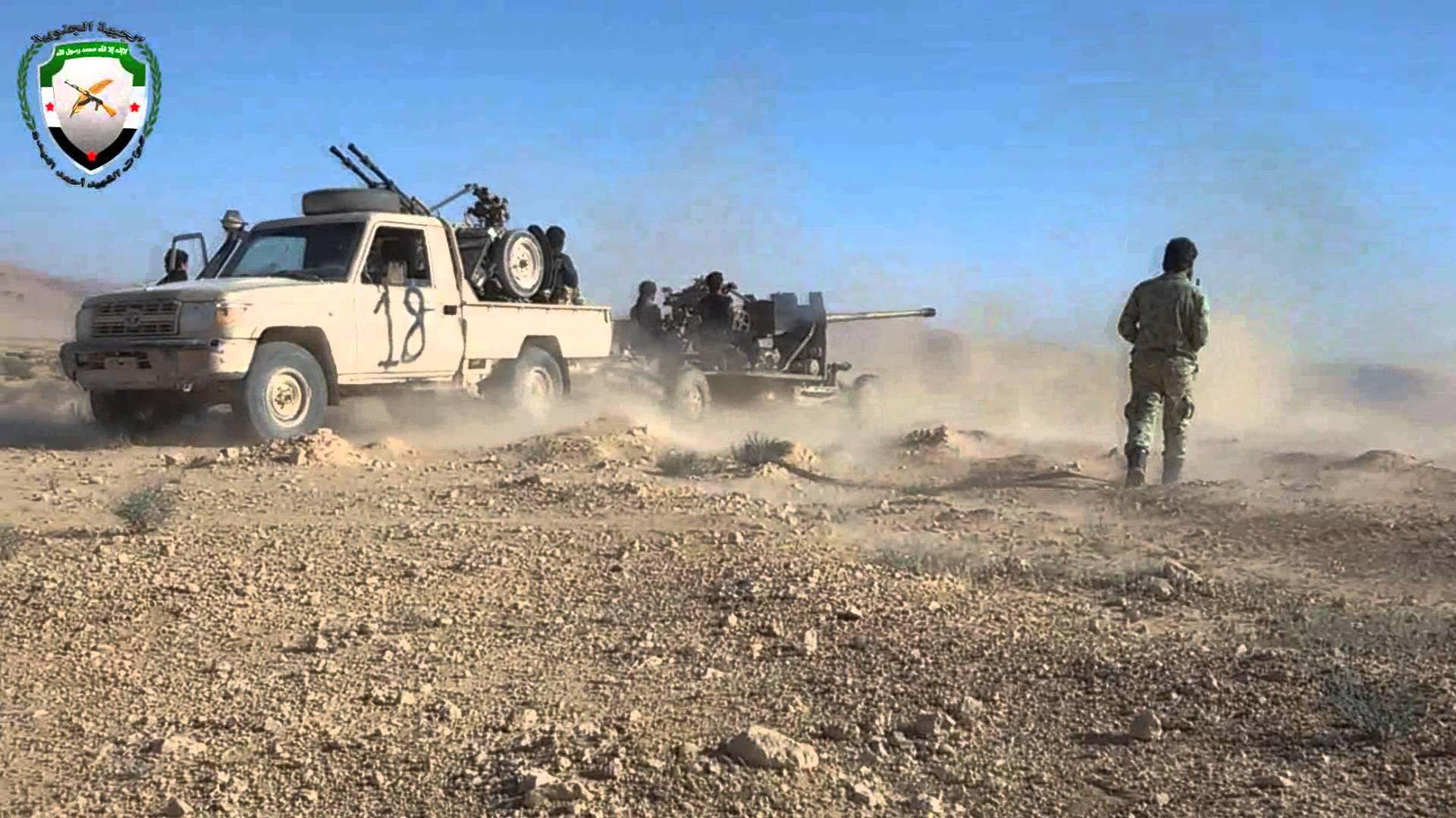 الثوار يتقدمون على حساب قوات النظام في ريف السويداء