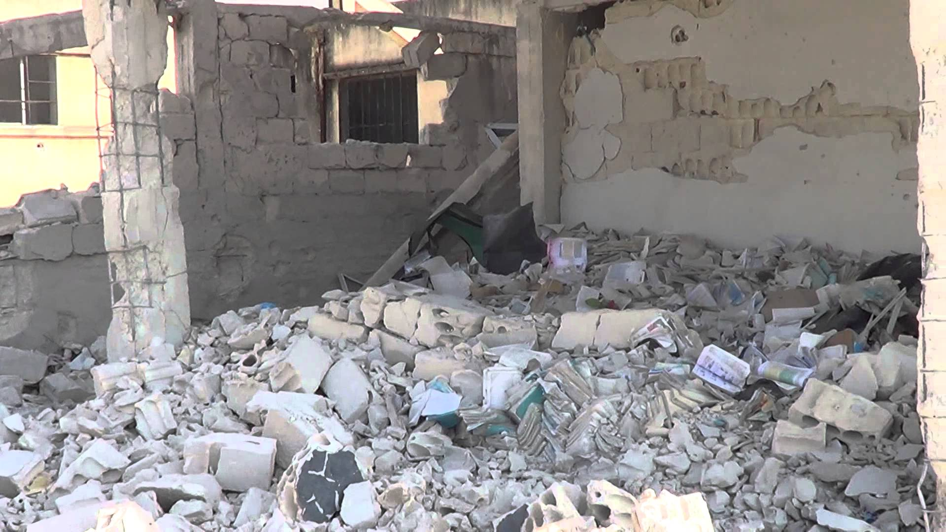 مجزرة جديدة للتحالف الدولي في قرية الشهابات بريف دير الزور