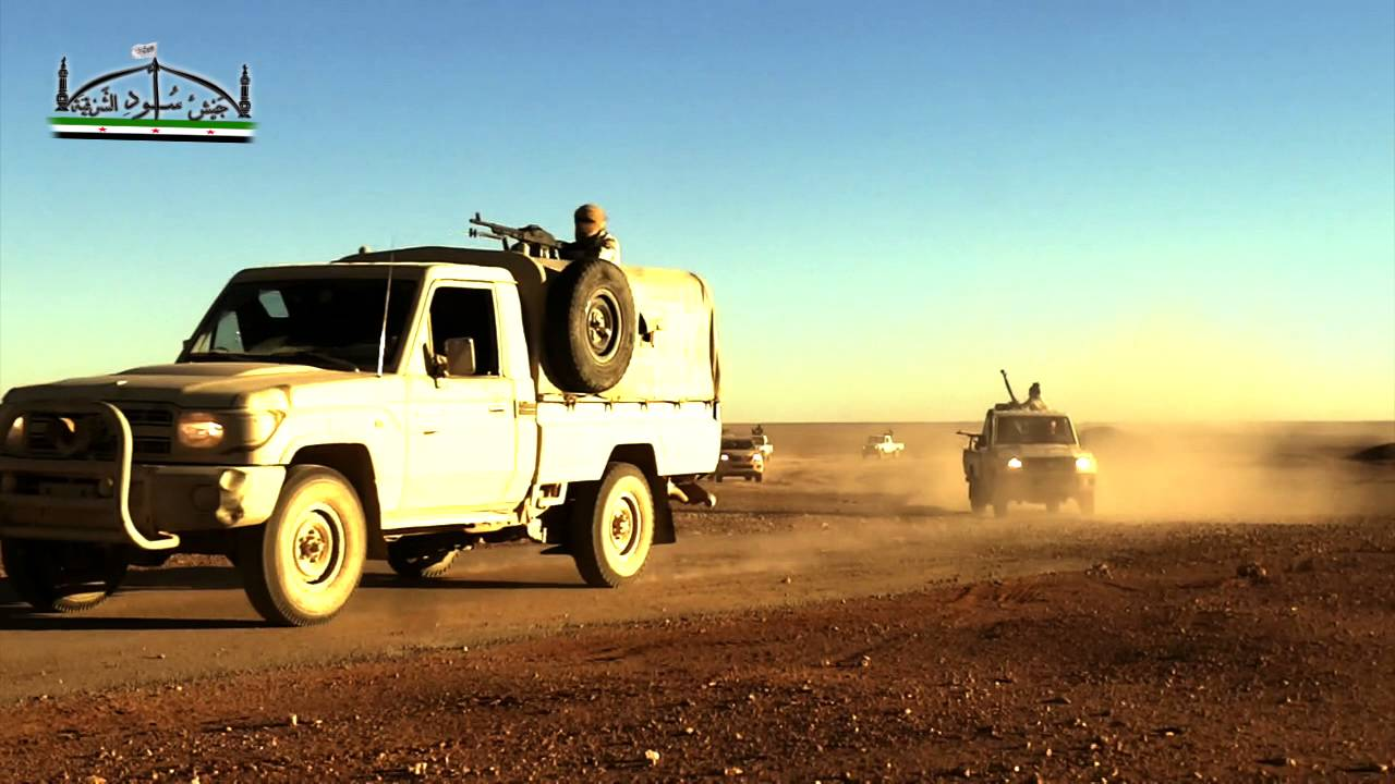 فصائل الحر تصد محاولة تقدم للنظام في البادية السورية
