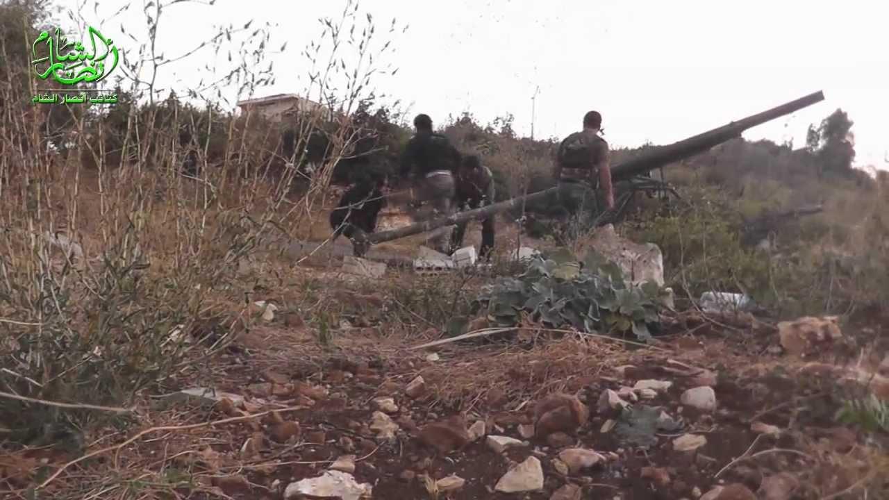 نشرة أخبار سوريا- تحرير منطقة الجمعيات بالكامل وعدد كبير من المباني في داريا، وقتل 70 عنصراً من الحرس الجمهوري والفرقة الرابعة وتحرير 70 % من سهل الغاب -(5_8_2015)