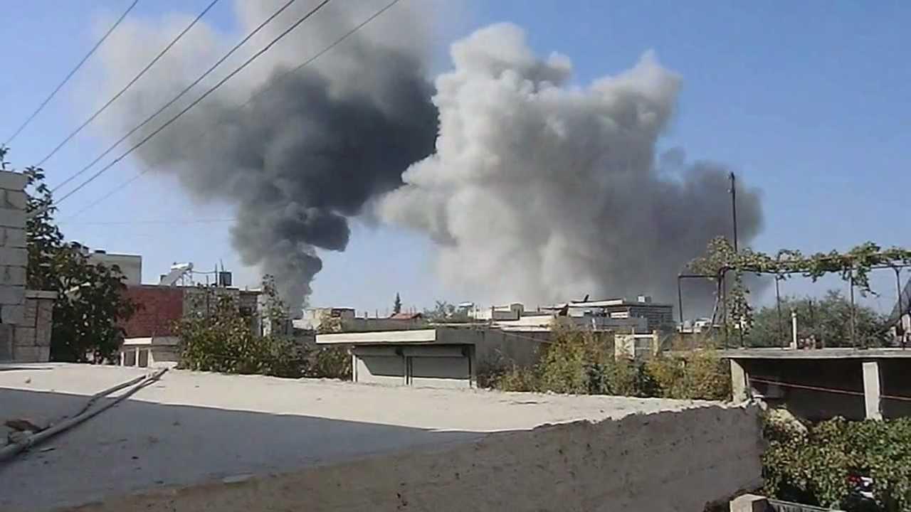 قصف عنيف على ريف إدلب وريف حلب الغربي