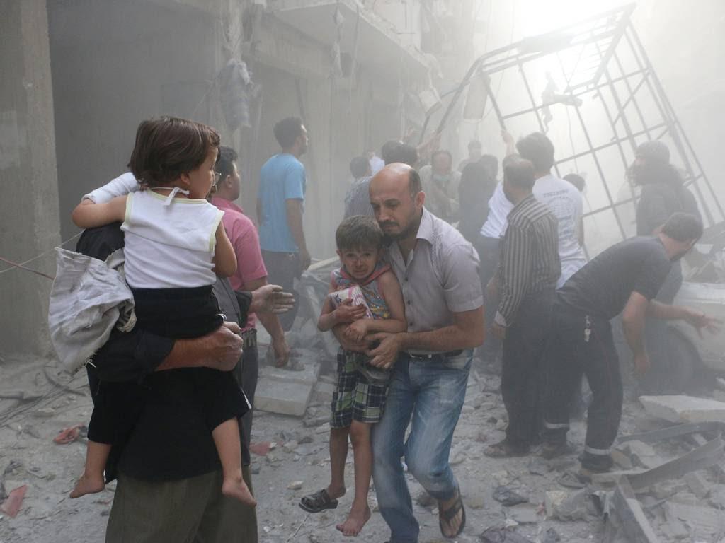 67 قتيلا حصيلة ضحايا قصف الطيران الروسي الأسدي يوم أمس الخميس