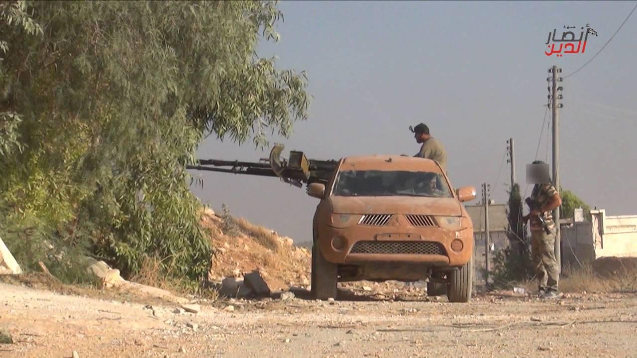 نشرة أخبار سوريا- الثوار ينسحبون من مشروع 1070 شقة بحلب جراء القصف العنيف، ويستعيدون السيطرة على كامل منطقة العويجة -(8-11-2016)