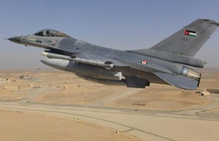 إسقاط طائرة استطلاع قرب الحدود السورية