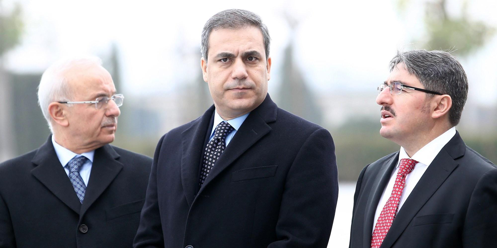 رئيس جهاز الاستخبارات التركي يعمل على تشكيل
