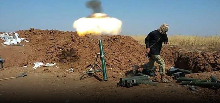 نشرة أخبار سوريا- المجاهدون يحررون قريتي المصاصنة وحلفايا و10 مواقع أخرى بريف حماة الشمالي، ويواصلون تقدمهم بريف حلب وويحررون 6 قرى جديدة -(29-8-2016)
