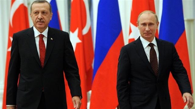 ماهي الملفات التي سيناقشها الرئيسان التركي والروسي في لقاء اليوم؟