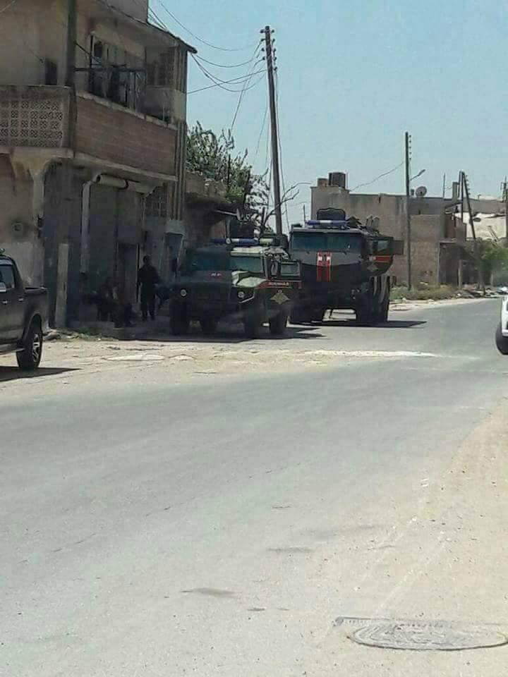 نشرة أخبار سوريا- قوات روسية تدخل مدينة تل رفعت شمال حلب، ومنظمة البشائر تعلق عملها الإنساني في الغوطة الشرقية -(28-8-2017)