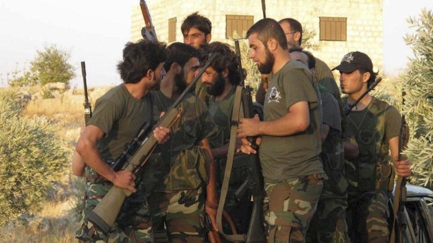 جيش المجاهدين يدعو الفصائل المعارضة إلى التوحد و تشكيل