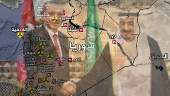 عن الخيارات العسكرية للسعودية وتركيا في سوريا
