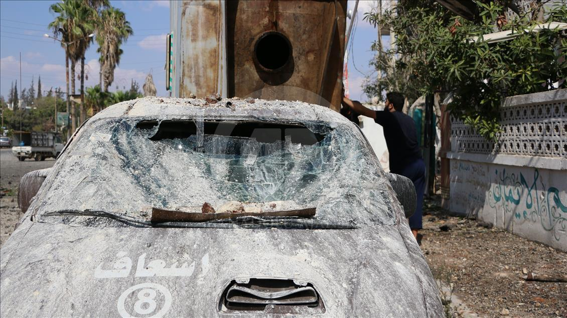 اتفاق أستانة مُدمَّر دموياً..تقرير يوثق انتهاكات روسيا والنظام في إدلب