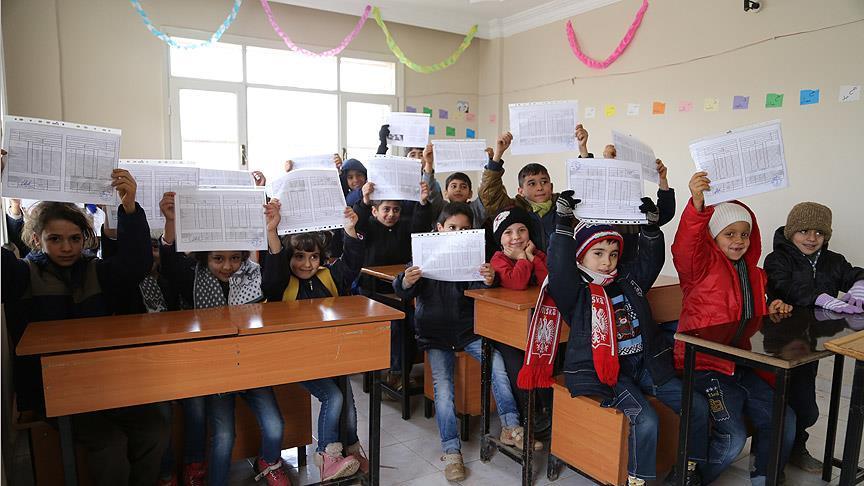 تخصيص 90 مليون يورو لتعليم الأطفال السوريين في بلاد اللجوء