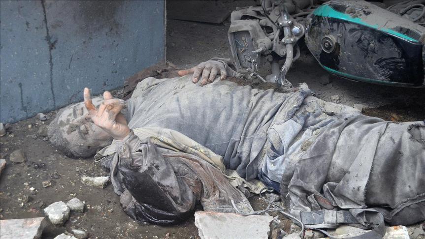 23 قتيلاً -تقبلهم الله في الشهداء- حصيلة ضحايا يوم أمس الاثنين في سوريا