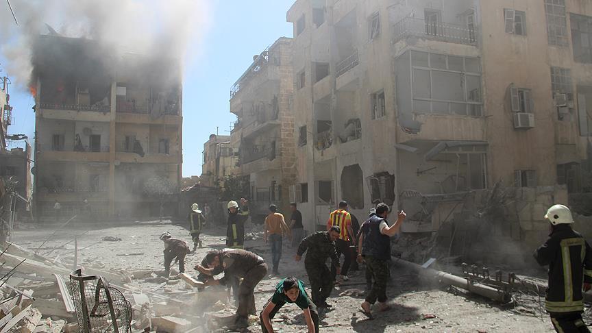116 قتيلاً -تقبلهم الله في الشهداء- حصيلة ضحايا قصف الطيران الروسي الأسدي يوم أمس الأربعاء
