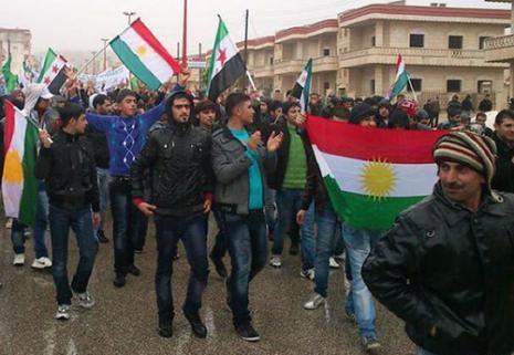 مكاسب الأكراد العسكرية تثير القلق