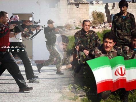 جسر جوي إيراني من المقاتلين لدرعا