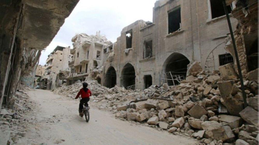 بدء سريان الهدنة الروسية في حلب