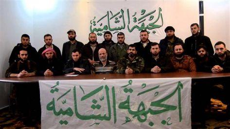 الجبهة الشامية تشكل سرايا الدفاع الجوي في حلب وريفها