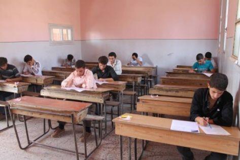 المعارضة السورية أتمت بنجاح تنظيم امتحانات الثانوية العامة في مناطقها