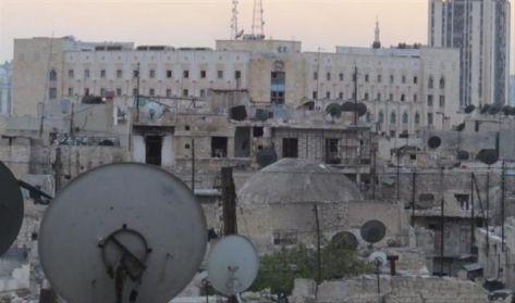 فنادق حلب القديمة غرف لصناعة الموت